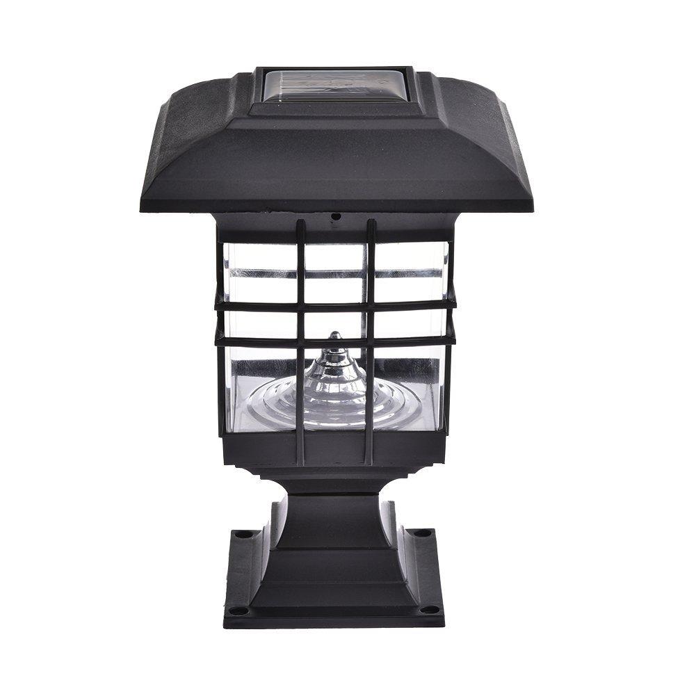 solar post lights deals