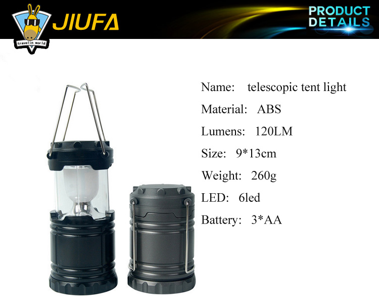 Easy Carry Perfect Design Small Camping Lantern