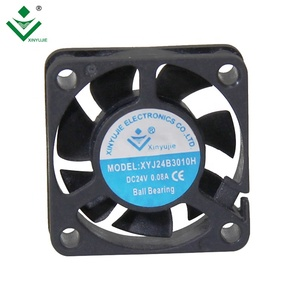 CE Certified 30x30x10 Inverter Fan 10000 RPM 30mm 3V 5V Fan Mini High Speed