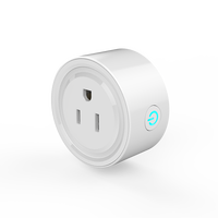 Alexa Timing Wifi Smart Power socket switches