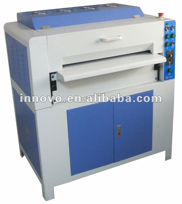 uve-620 automatische uv coating en embossing machine poster uv coating machine