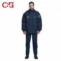 12 cal Arc Flash Protective Suit nfpa clothing for Winter