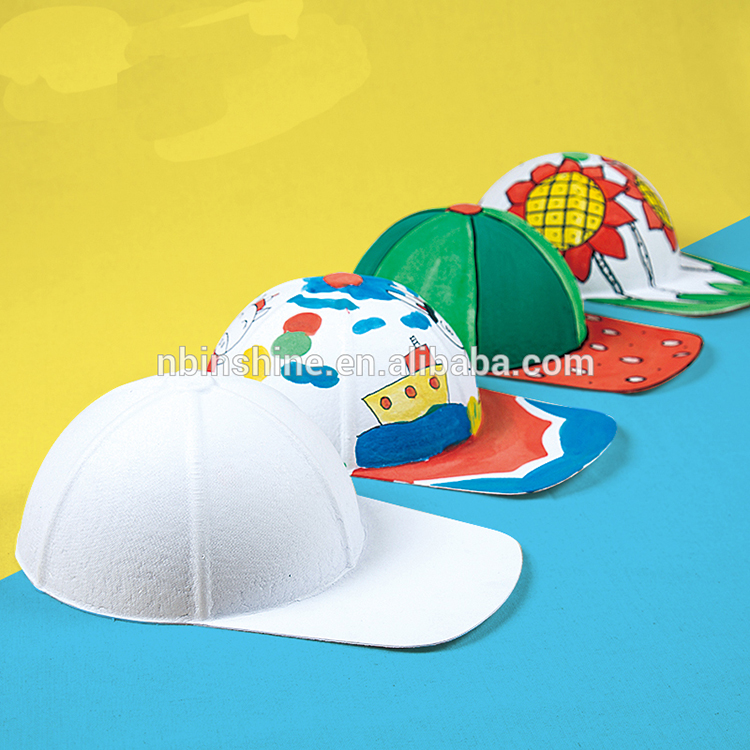 Factory customized promotional happy new year hat paper