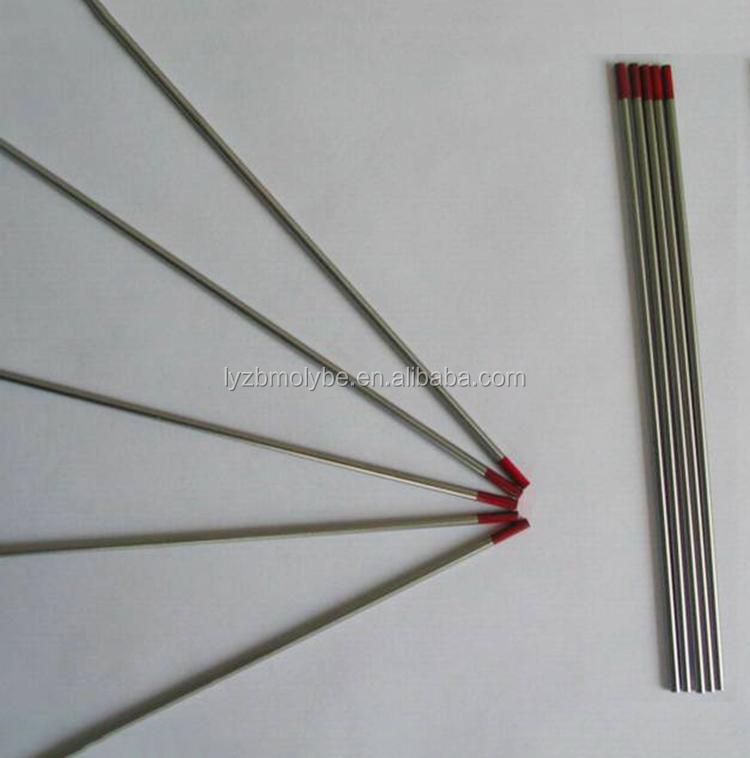 Tantalum Thorium-Tungsten Electrode Tig Rod 2/% Thoriated WT20 Welding Supplies