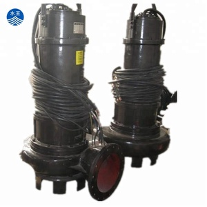 Submersible Dewatering Sand Transfer Pump Portable Sewage Pump