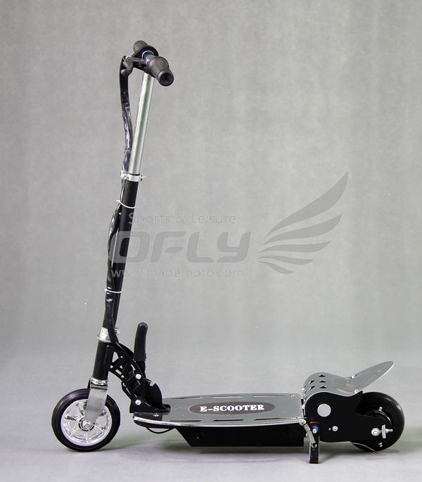 Hot Selling CE approved Portable 120W vespa electric scooter with 6 inches Rubber Wheels