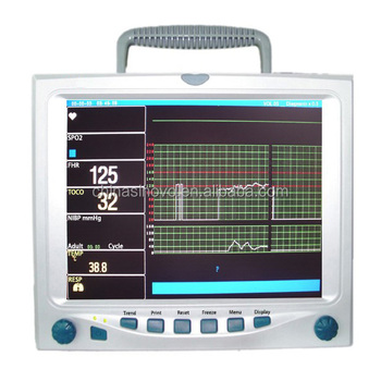 2016 Pm-f1 3 Parameter Fetal Monitor 12.1