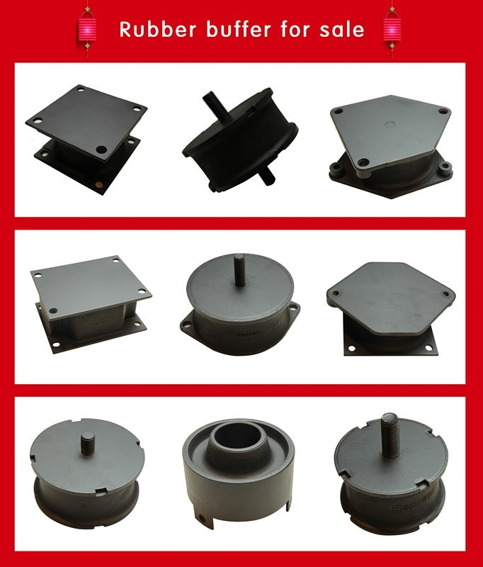KR0102 160055 Rubber Mounting for Bitelli Road Roller