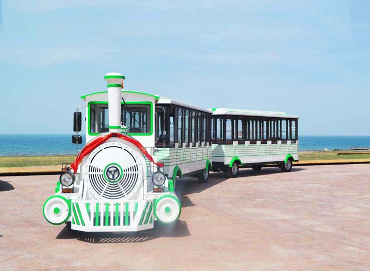 Amusement equipment rides!Battery indoor outdoor sightseeing train mini thomas train toy