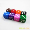 "Beautiful High Quality Colorful 16MM Board Game Dice 5/8"" Round"