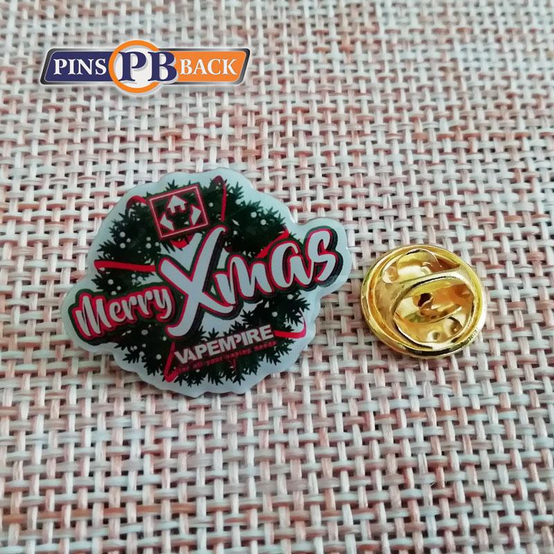 Pinsback Kobe Bryant Shoes Enamel Metal Pin Custom Enamel