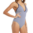 One piece swim suit bathing monokini