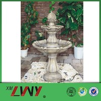 China professional resin wall fountain supplies