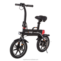 Factory Price bike with pedals 400w motor disc brake electric bicycle for adults