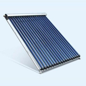 China hot sale flat plate solar collector suppliers Pressure Heat Pipe Solar Thermal Collector