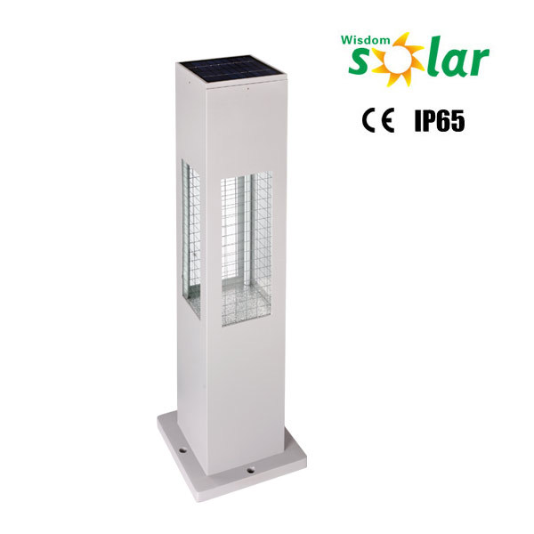 China Supplier Aluminum Garden Solar Light Led Solar Garden Light ...