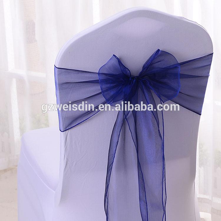 navy blue wedding chair sash navy blue wedding chair sash suppliers