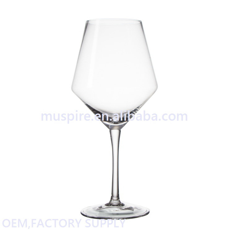 China manufacture durable bridal party redneck wine glass