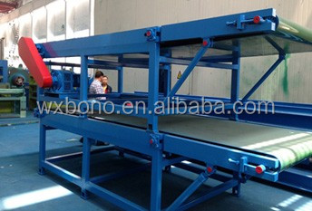 China Hot Rolled Steel Bar Flattening And Cut To Length Machine ...