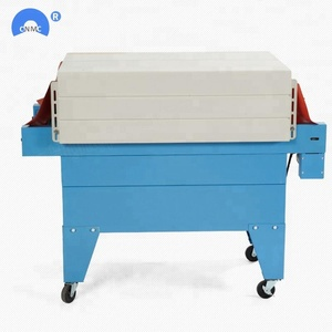 BS-4525 Heat Sealing Shrinking Packaging Machine for PVC POF PP Film
