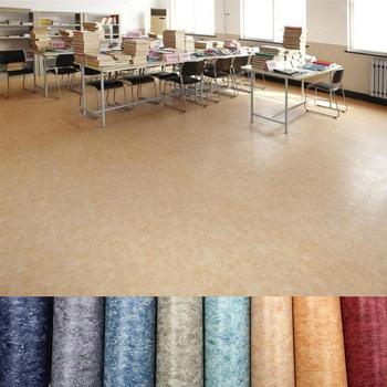 Indoor Wood Look Roll Pvc Vinyl Flooring Linoleum Flooring