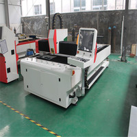 CNC Laser Manufacture 400w 500w 1000w 2000w Protected Metal fiber laser cutting machine