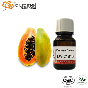Best Price Papaya Flavor Fruit Essence Flavor Liquid Food Grade Flavor