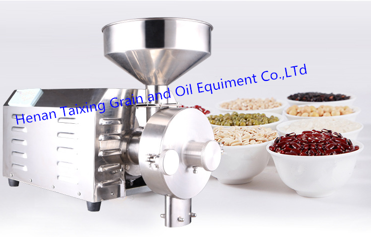 Mini Stainless Steel Spice Coca Beanflour Milling Grinder Machine Price -  Buy Stainless Steel Milling Grinder Machine,Spice Milling Grinder