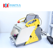 Manual Key programmer duplicate key cutting machines used locksmith tools for sale easily operation at night