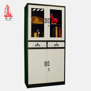 4 door library cupboards swing glass door drawer file cabinet wide 4 door metal filing cabinet