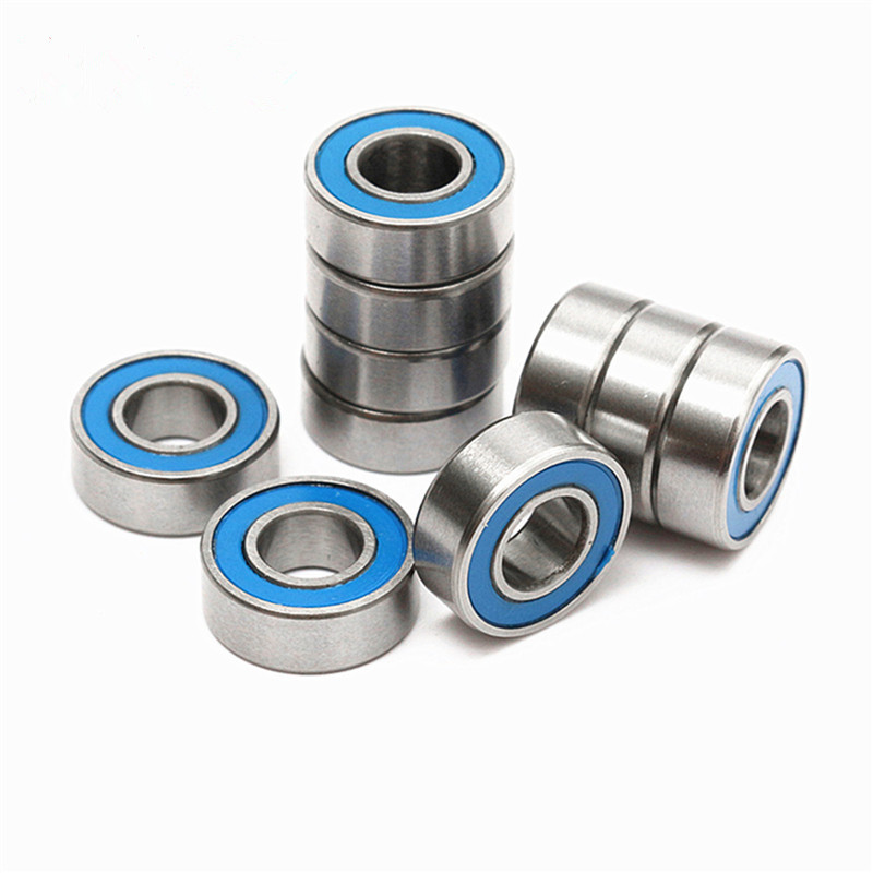 10 pcs 688ZZ 8mmx16mmx5mm Miniature Premium ABEC-5 Shielded Radial Ball Bearings
