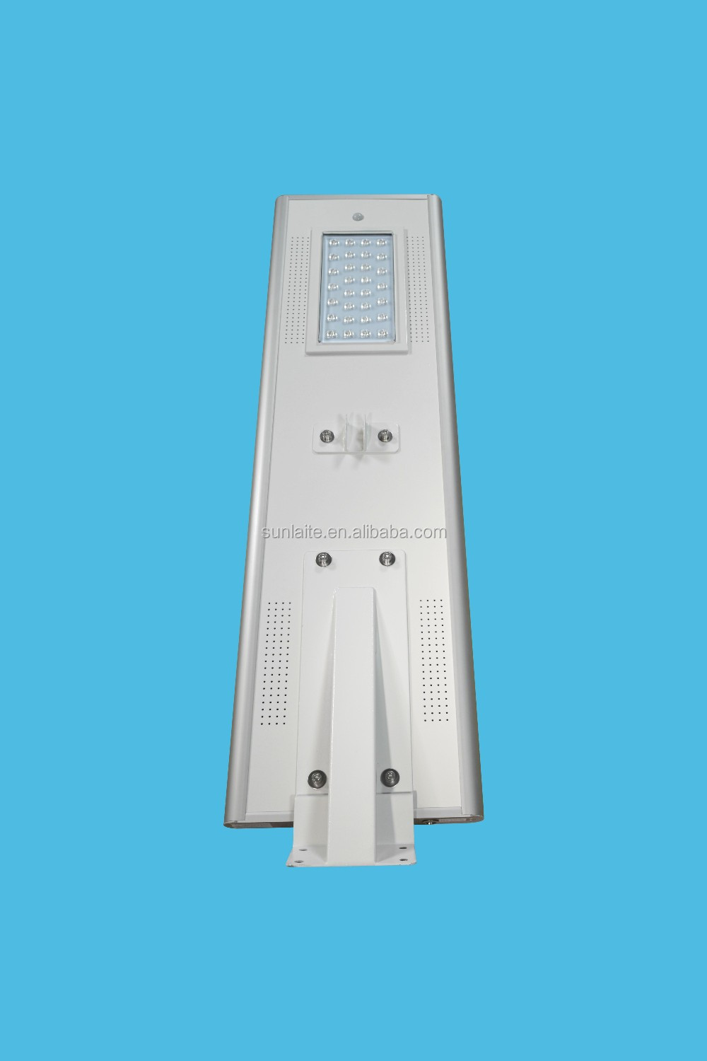 2016 Integrated High Power 25W All In One Integrated Solar Street Light