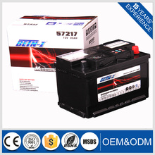 12V 75ah lead acid car battery price car and truck battery