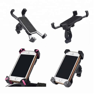 Cell phone bike mobile phone holder mount bicycle for bike scooter