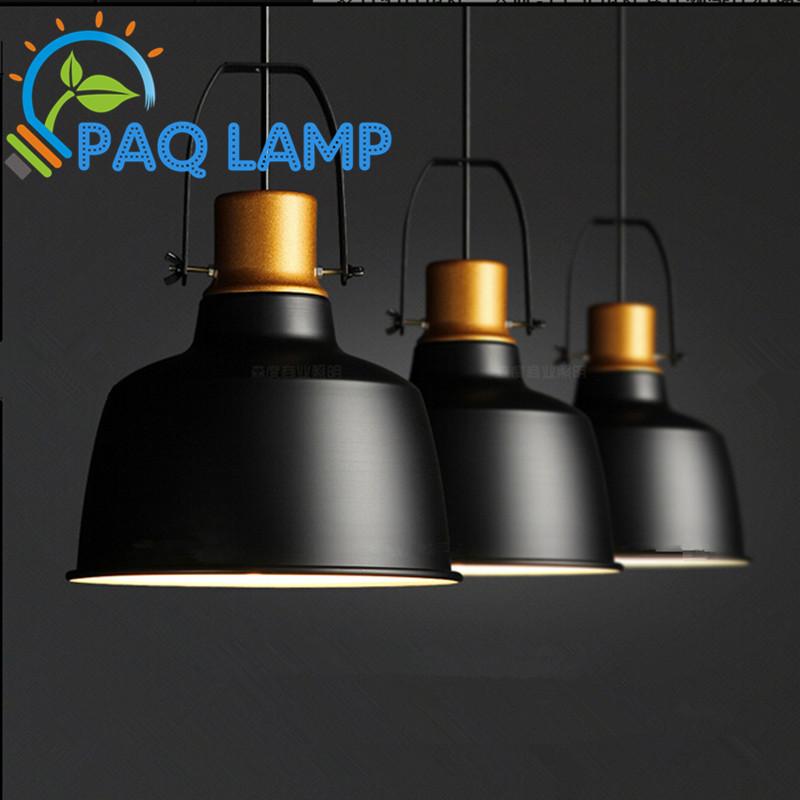 vintage lampes lampes suspendues en aluminium pot d 39 or style industriel clairage int rieur. Black Bedroom Furniture Sets. Home Design Ideas