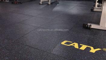 Fußbodenbelag Dicke ~ Gym bodenbelag hohe schlag rubber fliesen mm mm dicke jahr