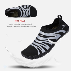 Barefoot Aqua Water Shoes Quick Dry Outdoor Hiking Shoes Beach Socks for Men Wholesale/Drop shipping