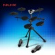 Professional 7 pcs foldable Portable Electric Digital Drum Set