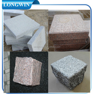 60x60x3cm outdoor granite flamed pavers paving stone