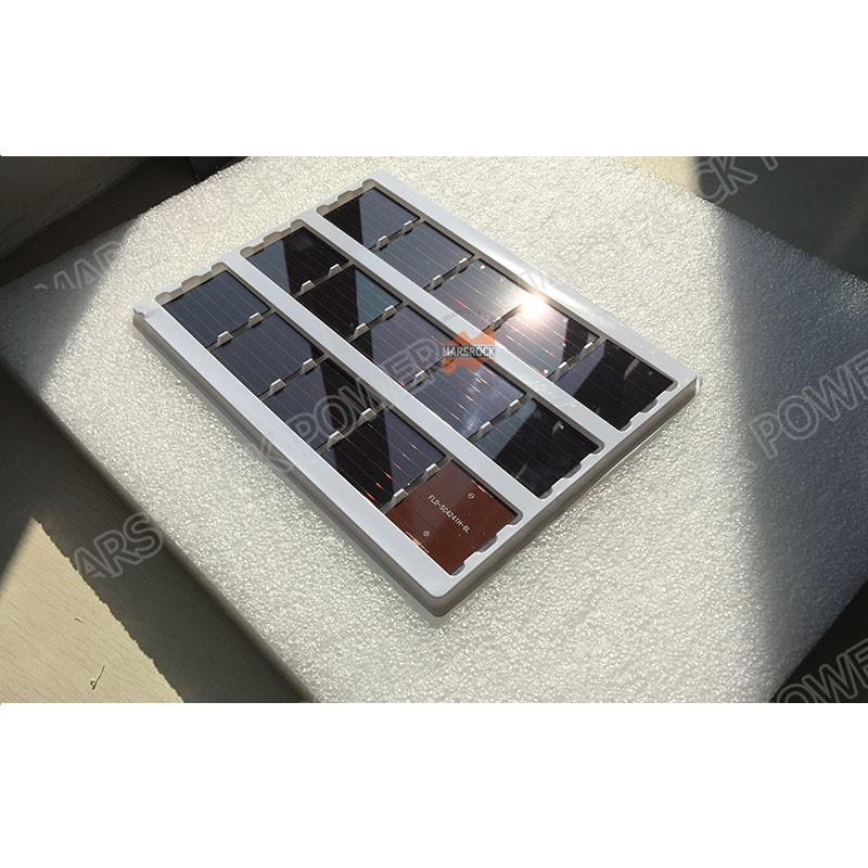41x42mm 2.2 V 5uA dim luz vidro
