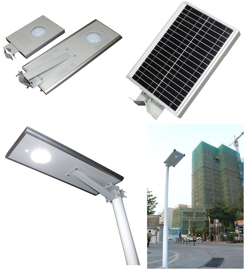 Superb Solar Panel With Led Light Part - 12: YTH 40w Solar Lamp -- Solar Power Street Light,Integrated Solar Street Light ,