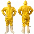 Ebola Type 3/4/5/6 disposable chemical protective clothing/coverall/suit/workwear/jumpsuit