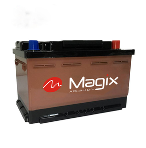 LiFePO4 (start stop) car battery