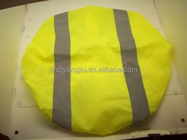 2015 outdoor travel protect safety reflective bag cover