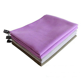 New Products Low Pricre Top Quality Eco Friendly Gym Towel 70*140 Microfiber Towel Gym Towel With Zipper Pocket