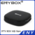 Streaming player iptv box quad core em96 rk3229 wireless mouse keyboard