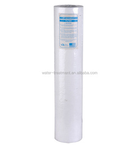 different length and pore size PP sediment filter/filter cartridge