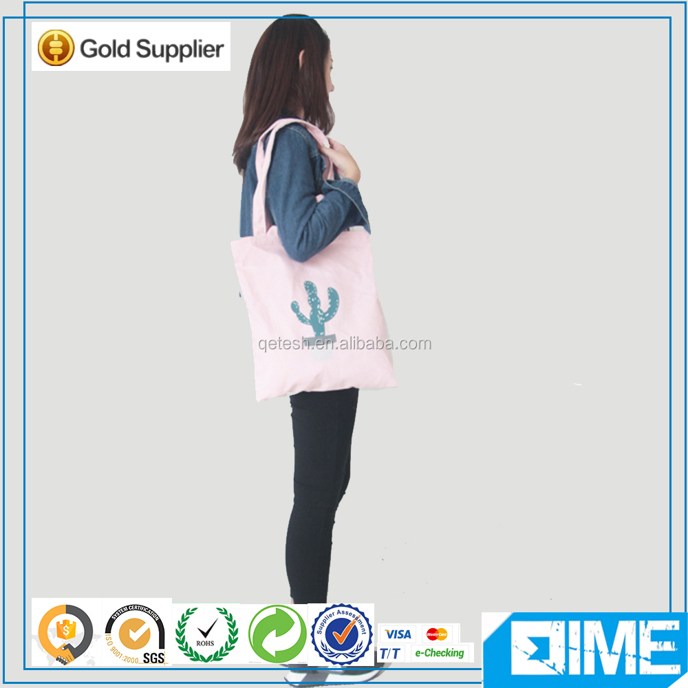 Various Promotional Wholesale Personalized Cotton Tote Bag