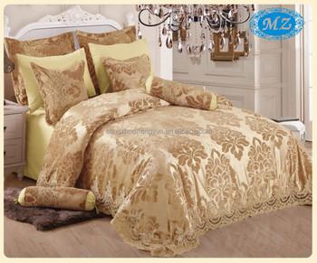 Captivating European Style Velvet 10pcs Bed Sheet
