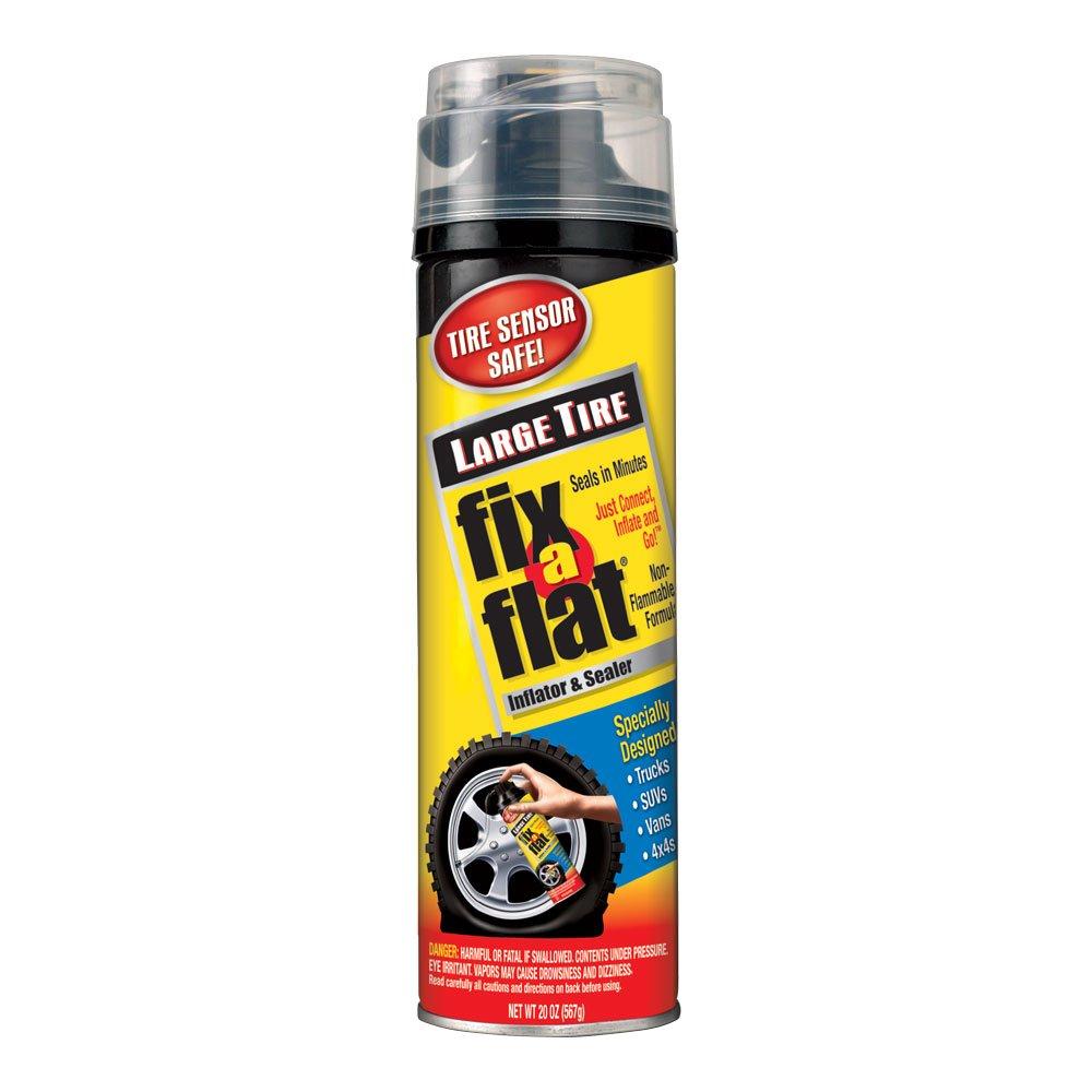 Flat Fix Near Me >> Buy Fix A Flat S430 6pk Aerosol Tire Inflator With Hose For